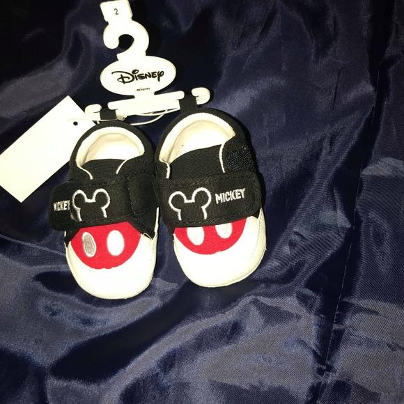 Disney Baby Mickey Mouse Shoes | Poshmark